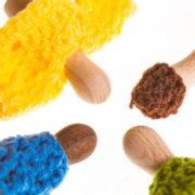 oblečky na dřevěné hračky
